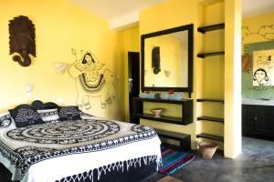 Honeymoon Suite Hotel B&B Sapana Lodge Chitwan Nepal
