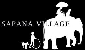 Hotel B&B Sapana Lodge Chitwan Nepal logo