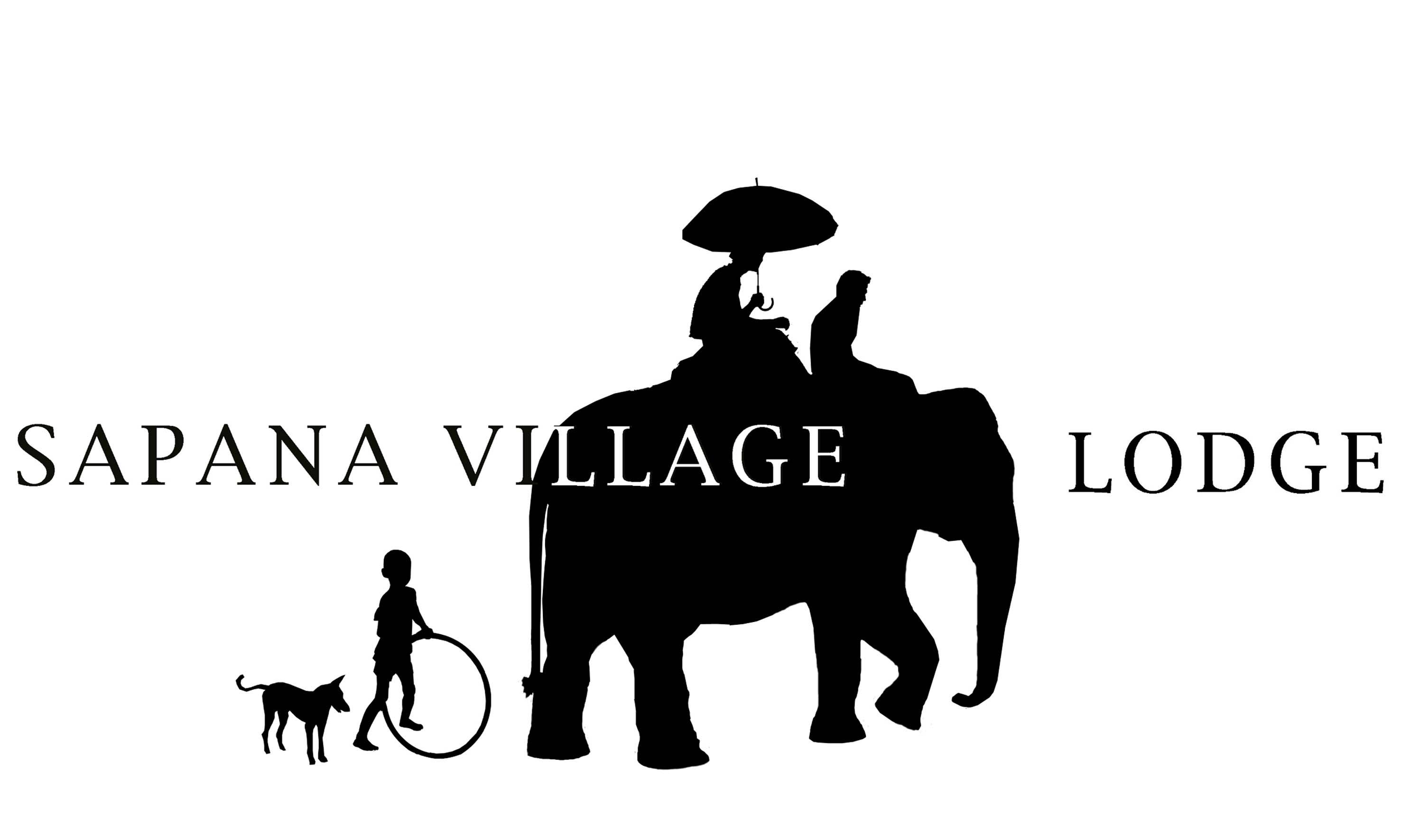 Sapana Lodge Chitwan, Nepal Retina Logo