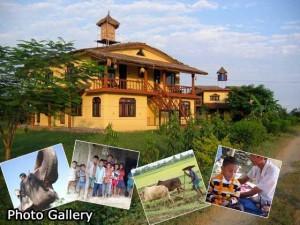 B&B - Hotel Sapana Village Lodge Pokhary Chitwan Nepal
