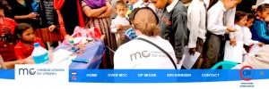 Nepal medical checks for children - social projects by Sapana Lodge