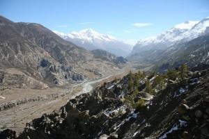NEPAL - Manang (3540 m.n.m.)