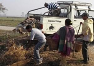 Social Projects Chitwan Nepal - Waste control