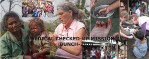 health checks - social projects by Sapana Lodge