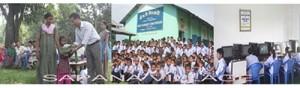School projects - Nepal - Chitwan - Social projects by Sapana Lodge