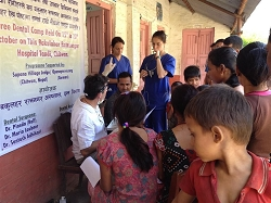 Health dental projects - Nepal - Chitwan - Social projects by Sapana Lodge