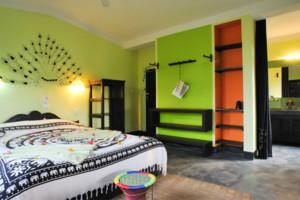 Hotel B&B Sapana Lodge Chitwan Nepal