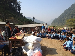 School projects - Nepal - Chitwan - Social projects by Sapana Lodge