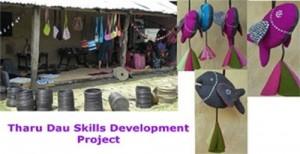 Women skill projects - Nepal - Chitwan - Social projects by Sapana Lodge