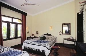 Hotelroom Sapana Lodge Chitwan Nepal