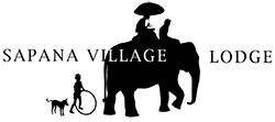 Sapana Lodge Chitwan Nepal - Logo