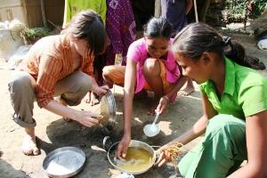 Tharu-Culture Tours & Excursions by Sapana Lodge Chitwan Nepal
