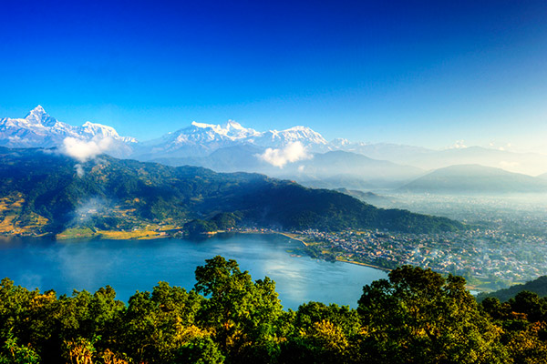 Pokhara Nepal - Tours & Excursions by Sapana Lodge Chitwan Nepal