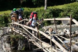 Chitwan Nepal Exursions by Hotel Sapana Lodge - Trek Chepang Hills
