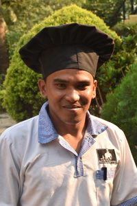 Staff Hotel B&B Sapana Lodge Chitwan Nepal