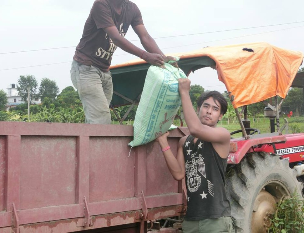 Quick Relief for Flood Victims