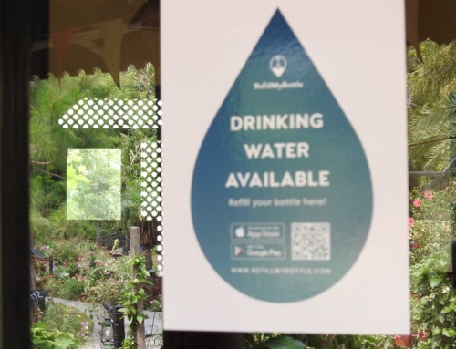 Sapana Lodge has  joined RefillMyBottle